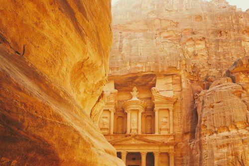 archaeological city petra