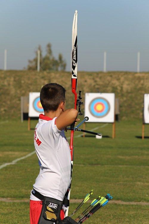 archer  sagittarius  bow