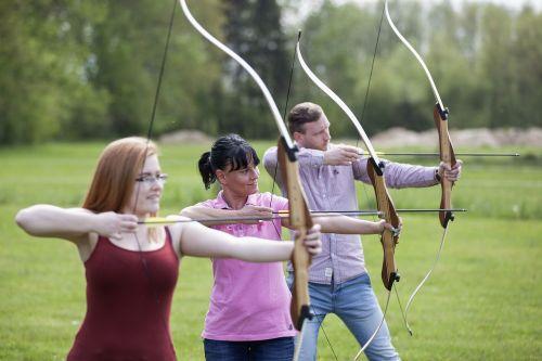 archery sport active