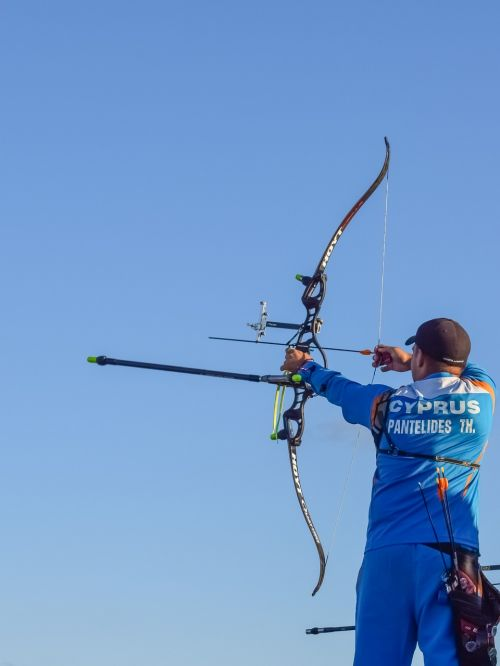 archery sport archer