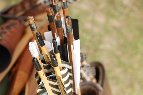 archery  arrow  bow