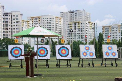 archery  beer archery  ho chi minh city