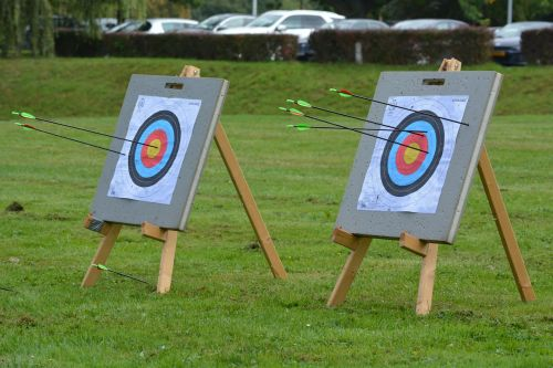 archery arrows goals