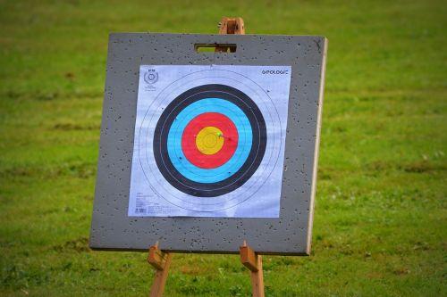 archery arrow goal
