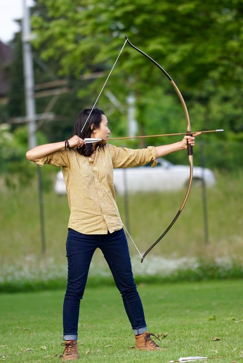 archery bow and arrow objectives