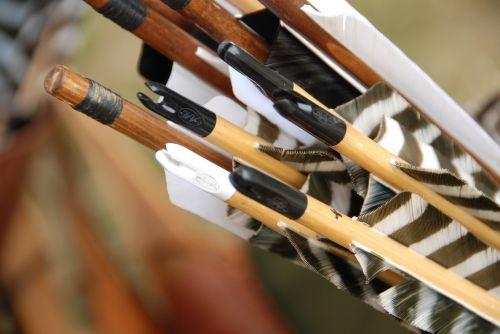 archery sport arrow