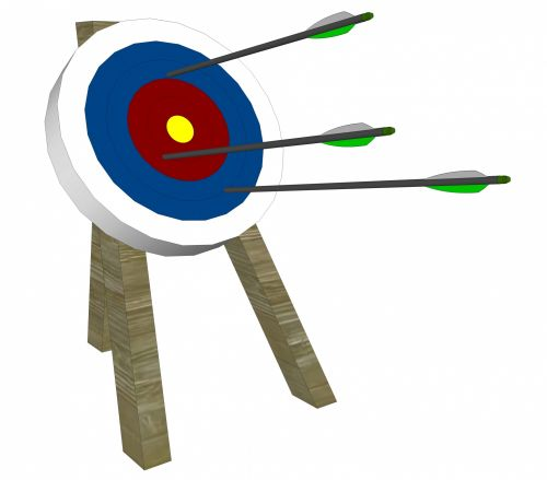 Archery And Target