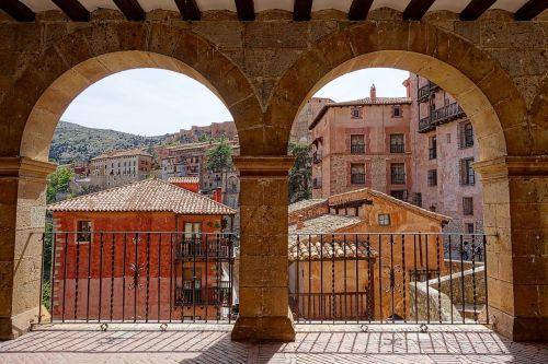 arches view aragon