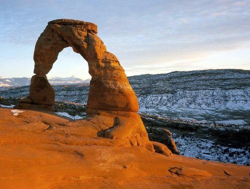 arches national park delicate arch stone arch