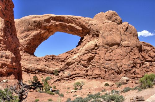 arches national part utah usa