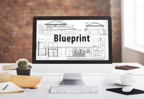 architect  architecture  blueprint