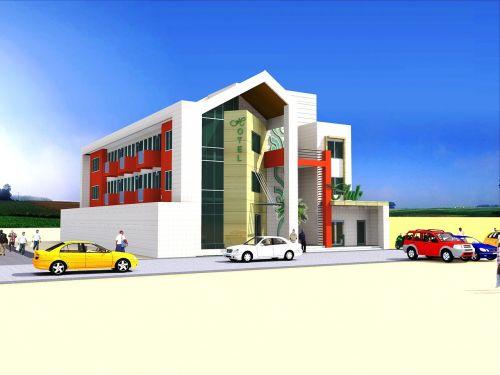 architect design modern
