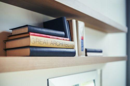 architect book books