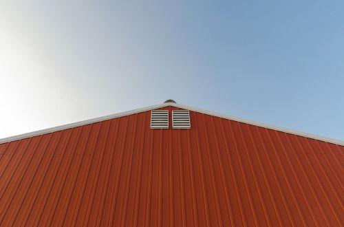 architectural architecture blue sky