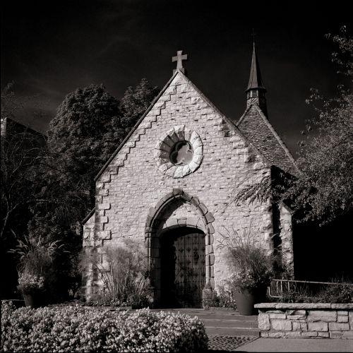 architectural joan of arc chapel marquette university