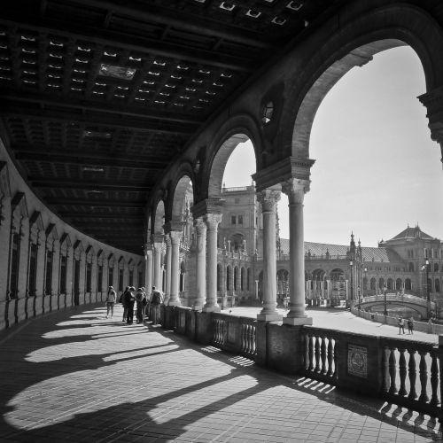 architecture seville monuments