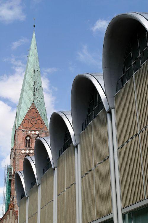 architecture lübeck ingenhoven