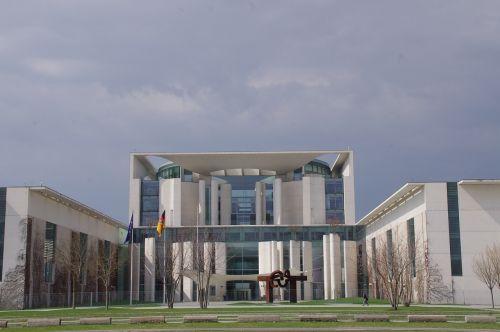 architecture building chancellery