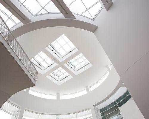 architecture interior terrace