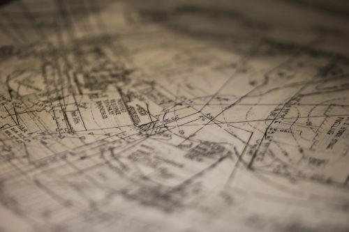 architecture property blueprint