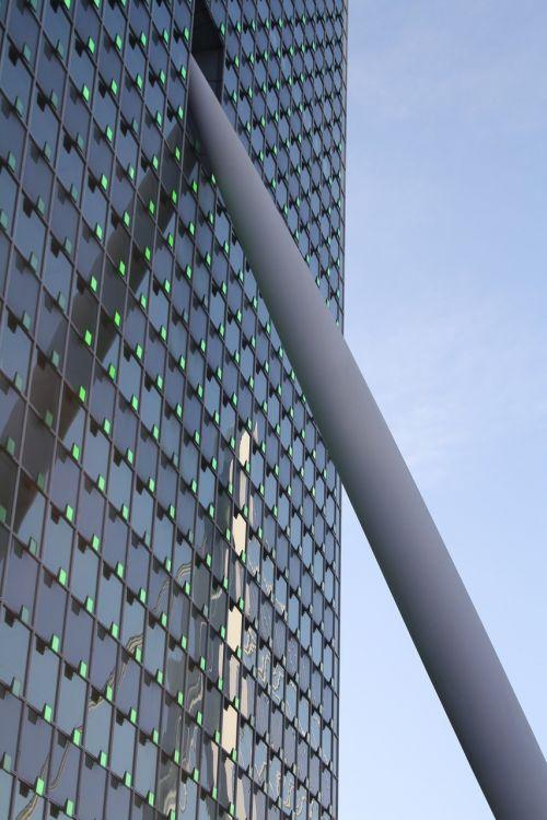 architecture modern rotterdam