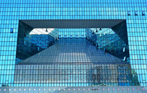 architecture paris la défense