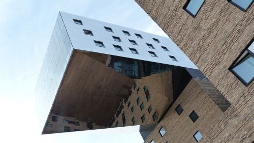 architecture berlin mirroring