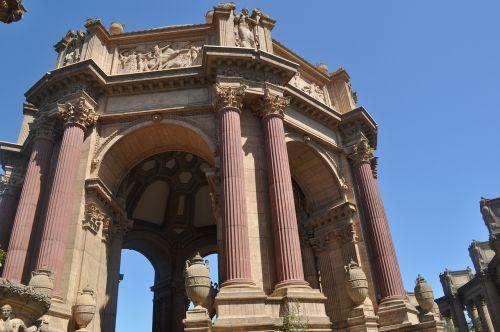 arch architecture san francisco