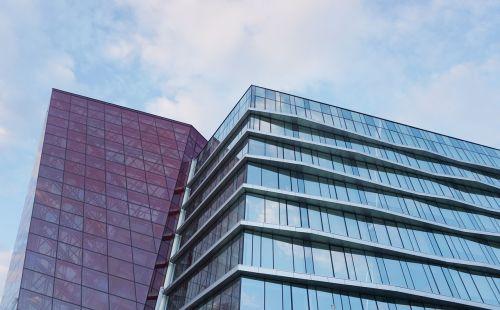 architecture building glass