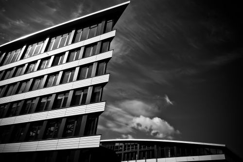 architecture office building