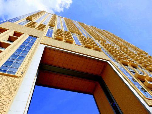 architecture skyscraper facade