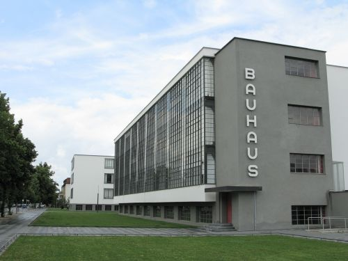 architecture bauhaus dessau