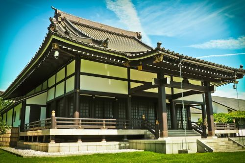architecture asia building