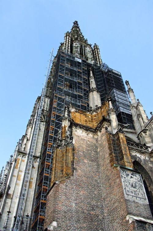 architecture gothic ulm