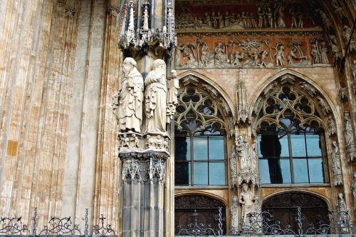 architecture gothic portal
