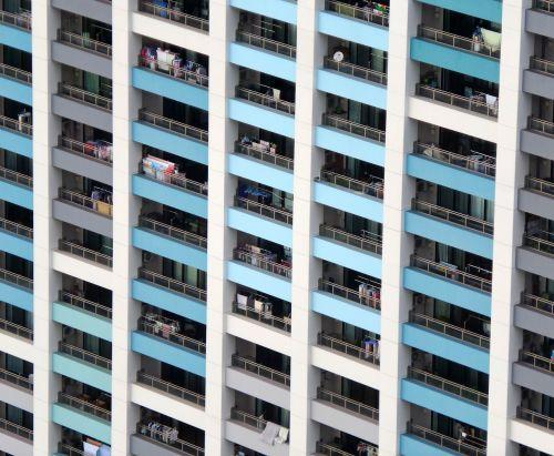 architecture flats pattern