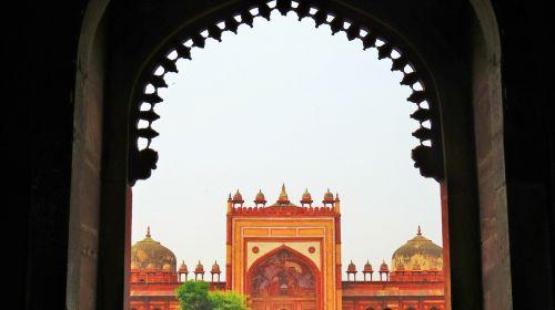 architecture fatehpur sikri mughal architecture