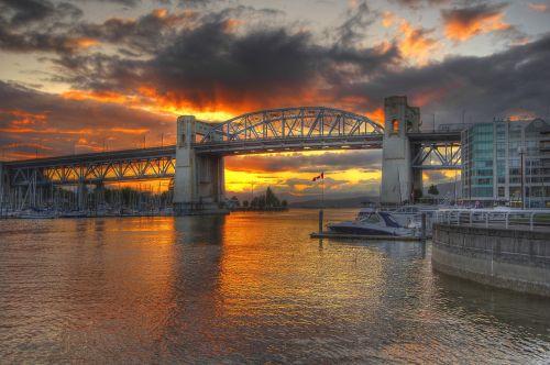 architecture bridge british columbia