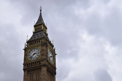 architecture big ben building