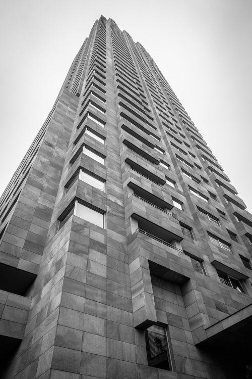 architecture rotterdam skyscrapers