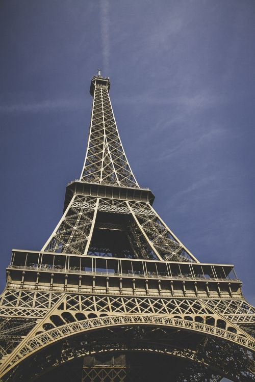 architecture eiffel tower france
