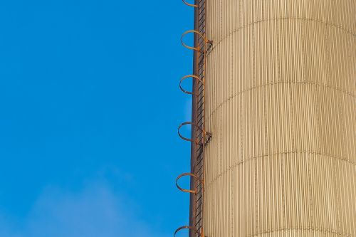 architecture chimney building