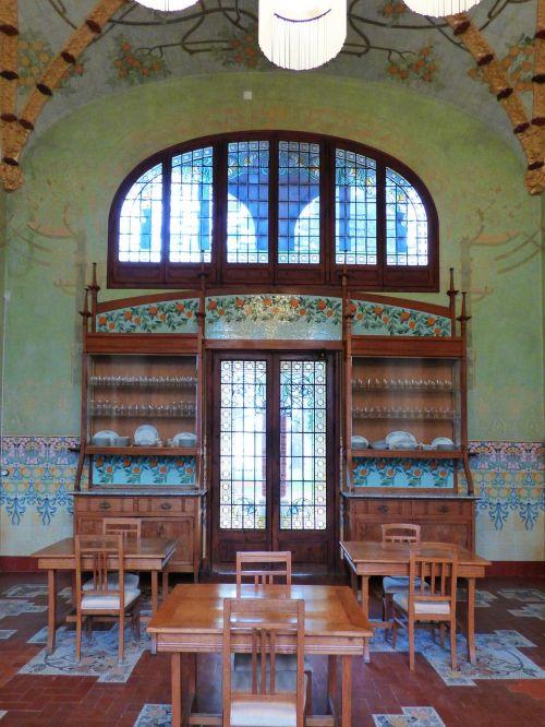 architecture catalan modernism art noveau