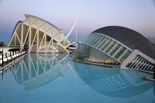 architecture valencia city science
