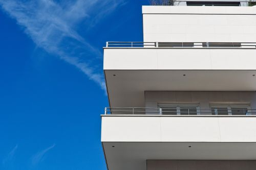 architecture balconies home