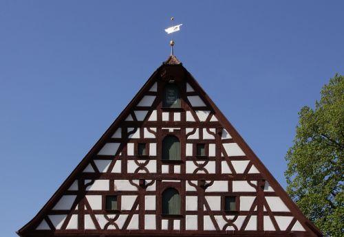 architecture truss ammer village