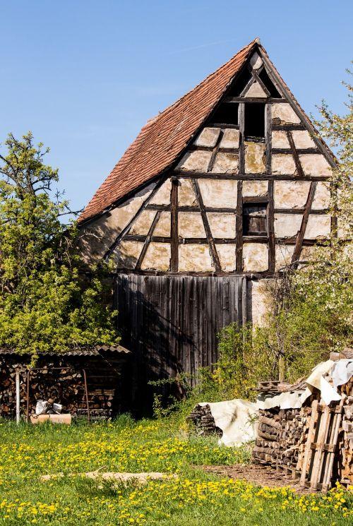 architecture ammer village truss