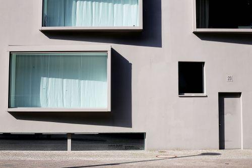 architektūra,fasadas,pastatas,namai,miestas,šiuolaikiška,Berlynas,langas,priekinis langas,biurų pastatas,perspektyva,miesto,siena,šviesa,betonas,stiklo langas,namo fasadas,moderni architektūra