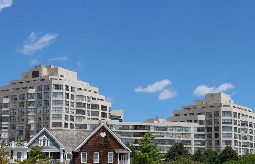 architecture sky buildings