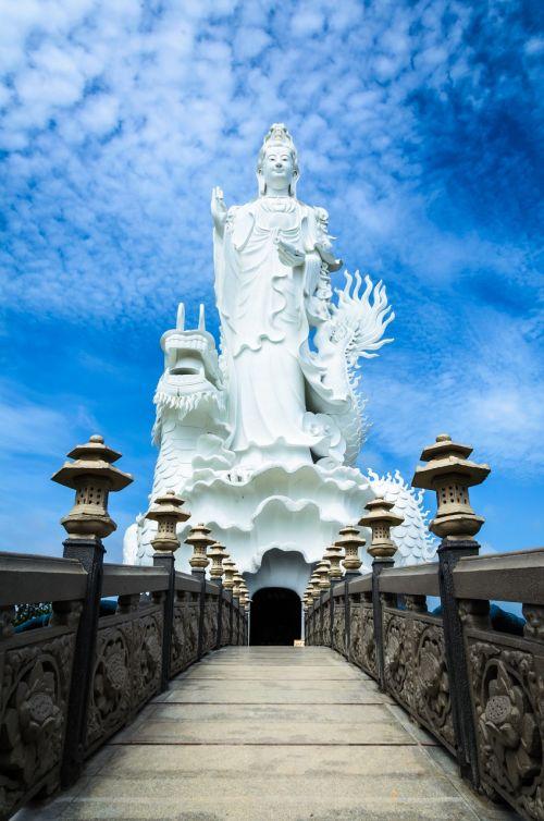 architecture buddha scenery